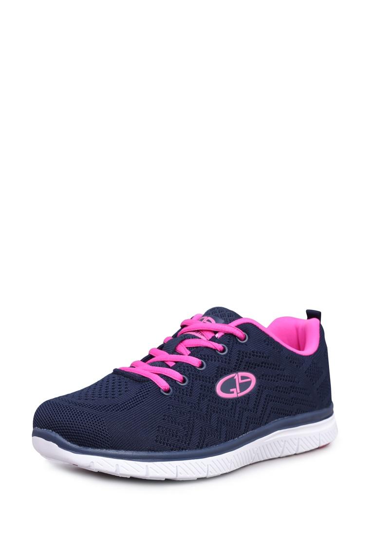 Полуботинки G19 sport non stop 00706110-37, темно-синий, розовый 37 размер00706110-40Полуботинки женские