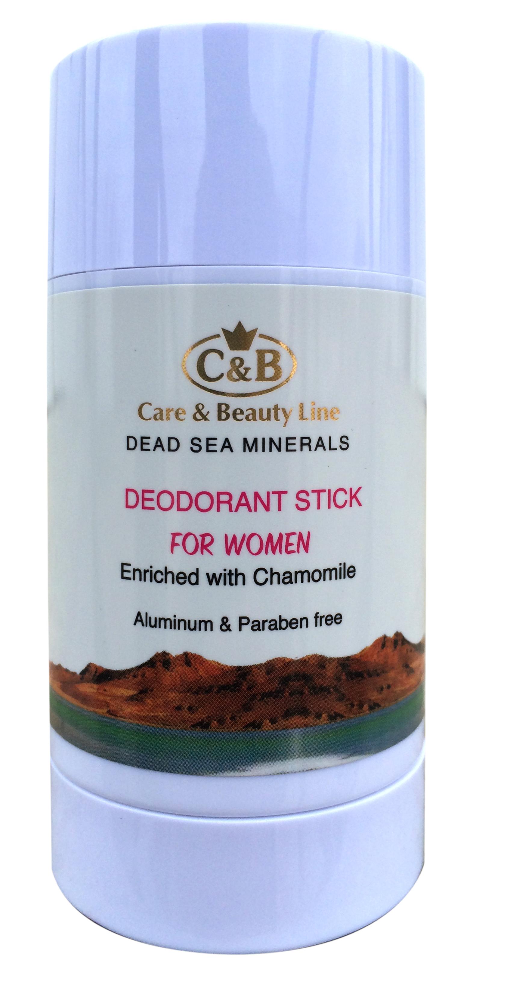 Дезодорант Care & Beauty Line Дезодорант-стик