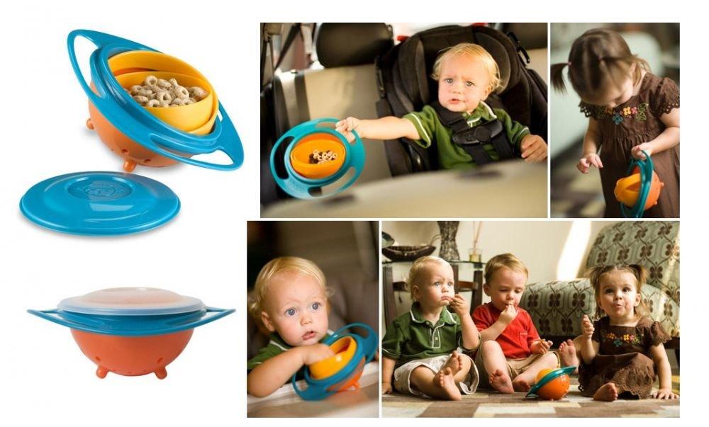 Тарелка MARKETHOT непроливайкаZ00059Тарелка-непроливайка пользуется немалым спросом у родителей, поскольку предотвращает возможность проливания содержимого посуды на стол или на пол во время приема пищи. Многие дети проявляют непоседливость во время еды и нередко опрокидывают тарелку. Именно для этого и была разработана специальная тарелка-непроливайка, состоящая из нескольких конструктивных элементов, благодаря которым емкость с едой поддерживается в горизонтальном положении. изделие абсолютно безопасно для малышей;тарелка детская изготовлена из пищевой пластмассы;можно мыть в посудомоечной машинке;в комплекте с изделием идет специальная крышка;простота очистки.Даже самому активному ребенку не удастся опрокинуть такую емкость с едой. Замечательное изделие можно брать с собой в дорогу, не опасаясь, что салон автомобиля будет испачкан во время обеденного перерыва. Материал Пластик. Хранение в холодильнике: Да. Размер товара: (Д) - 18 см (Ш) - 18 см (В) - 7.5 см. Комплектация: тарелка, крышечка для чаши.