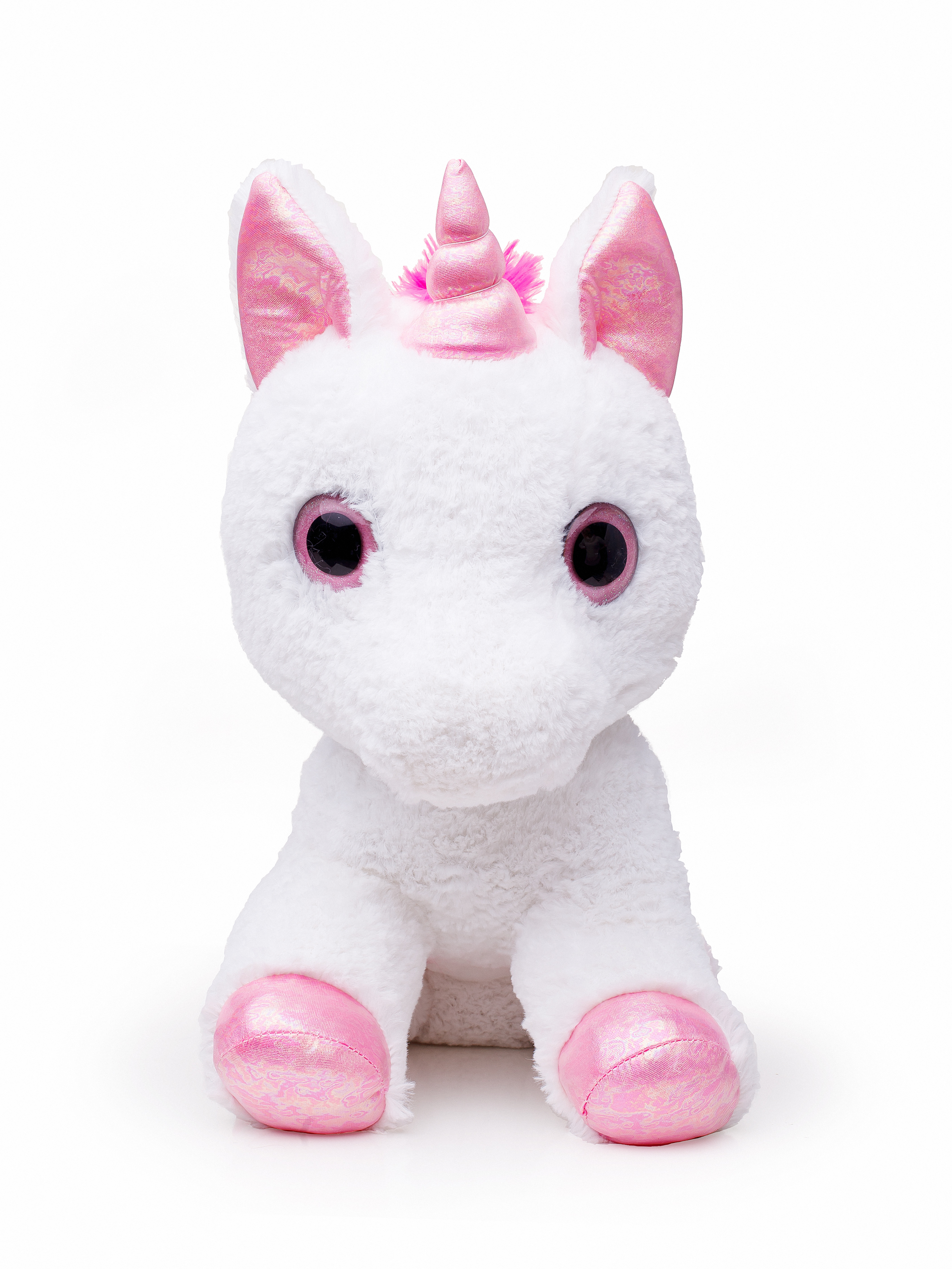 Мягкая игрушка СмолТойс Единорог-Фини, 6171/БЕЛ/35 белый игрушки для детей единорог