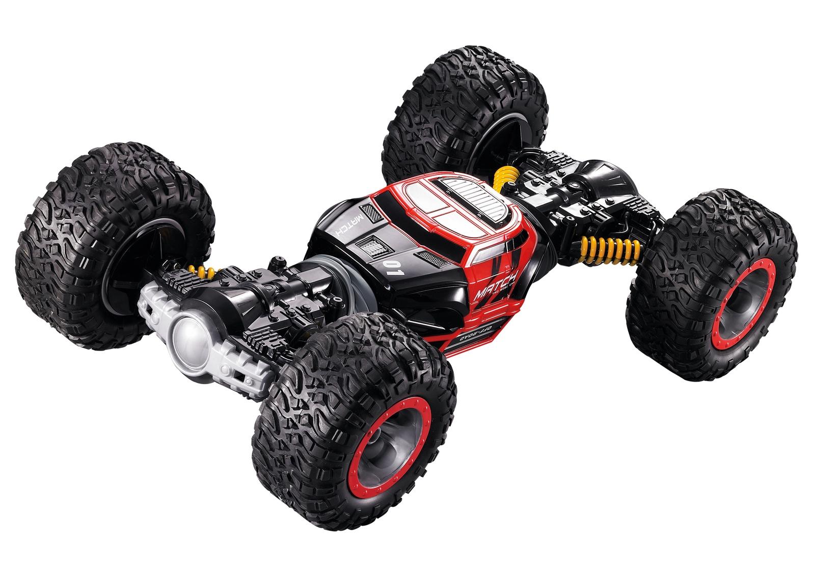 Машинка-игрушка HK Industries Leopard King красный