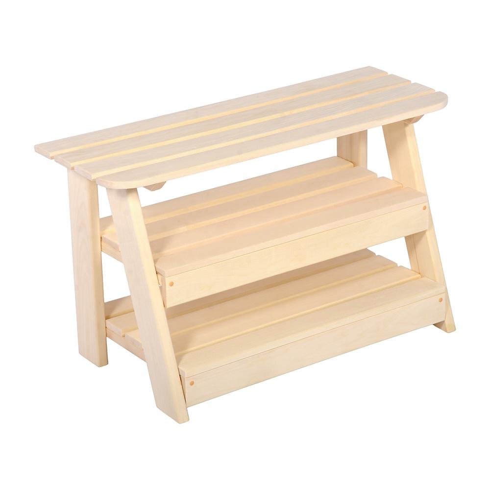 Банный декор Банные штучки мебель для бани, 32467, белый банный декор банные штучки аксессуары для бани белый