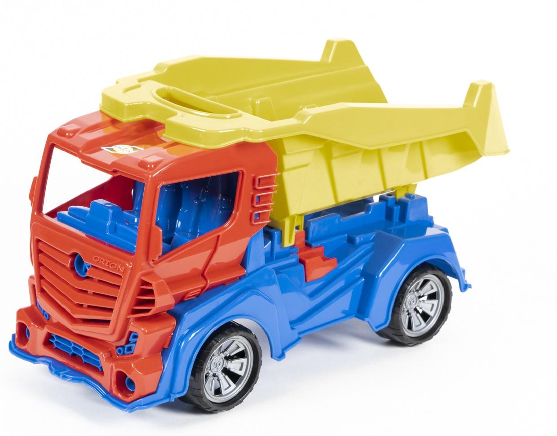 Машинка-игрушка ORION TOYS Самосвал 018 грузовик orion самосвал и шары 38 5 см разноцветный 471в2