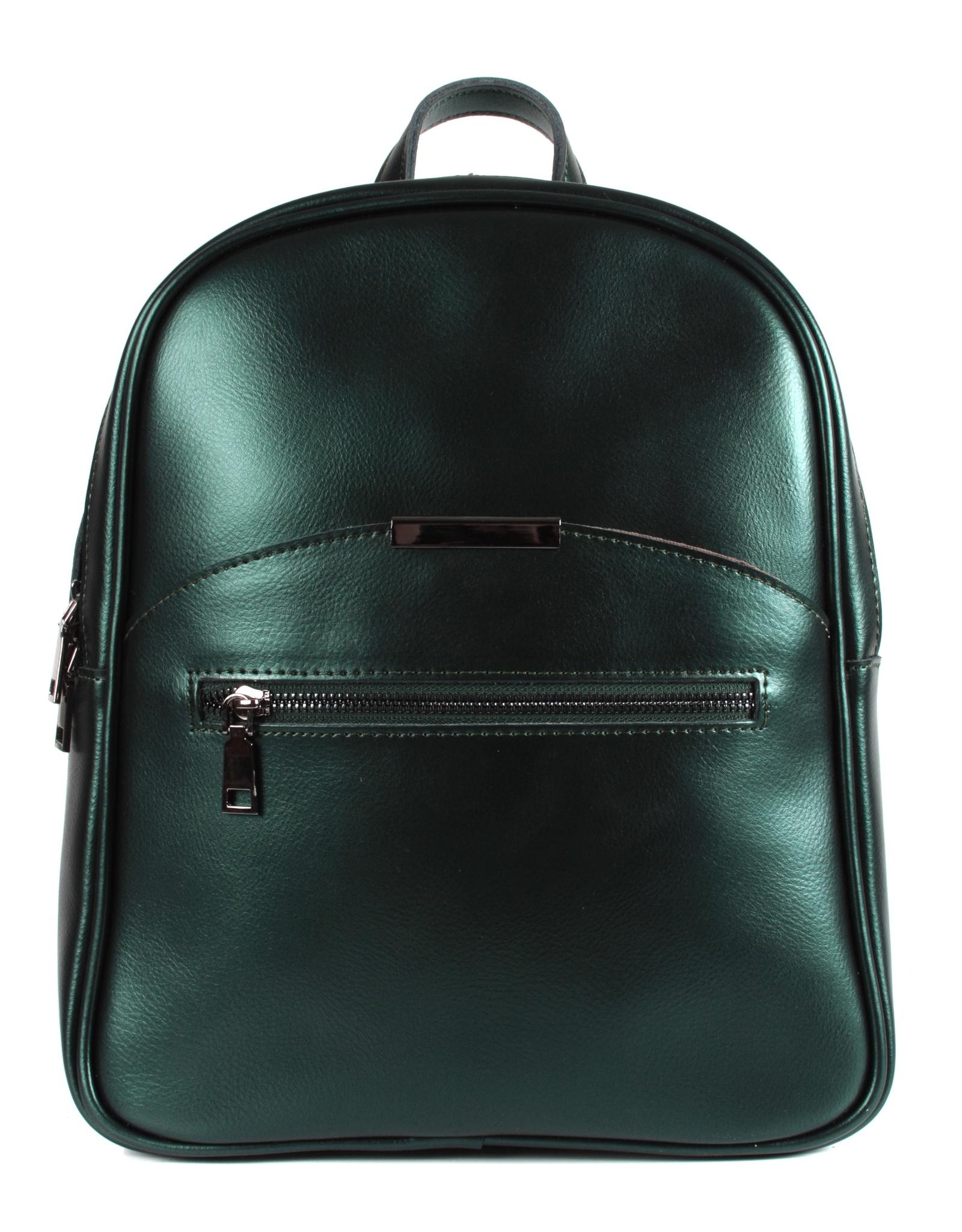 Рюкзак MEYNINGER женская, СВ271, СВ271/зеленый, зеленый рюкзак женский cross case цвет зеленый mb 3050