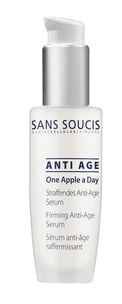 Сыворотка для лица Sans Soucis «ANTI AGE ONE APPLE A DAY» для лица спрей мист для лица с растительными стволовыми клетками plant bio cell mist 50 мл
