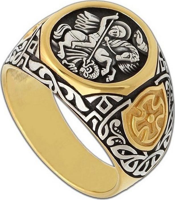 Кольцо Диамида Наперстная молитва, серебро 925, 22,5, 6106-055СереброСеребряное кольцо 925 пробы, покрытие: Част. позолота с чернен. • Не замеряйте замерзшие пальцы, в этот момент их размер отличается от обычного. Для точного определения размера, замеряйте ваш палец в конце дня, когда его размер является наибольшим. • Определите, размер какого пальца вам необходимо узнать. Помолвочные и обручальные кольца принято носить на безымянном пальце правой руки. • Если вам подходят два размера, стоит выбрать больший. • Если сустав шире самого пальца – измеряйте диаметр сустава. • Если вы хотите приобрести кольцо с ободком шире 4 мм, его размер должен быть примерно на полразмера больше обычного.