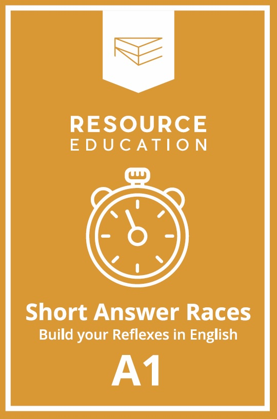 Обучающая игра Resource Education Short Answer Races, P2, 2009969220168 tis the gift to be simple