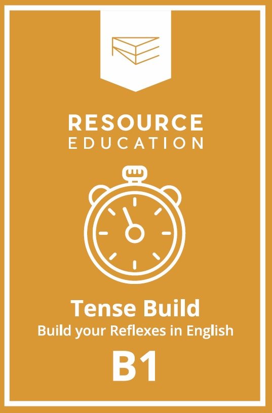 Обучающая игра Resource Education Tense Build, P2, 2009969220199