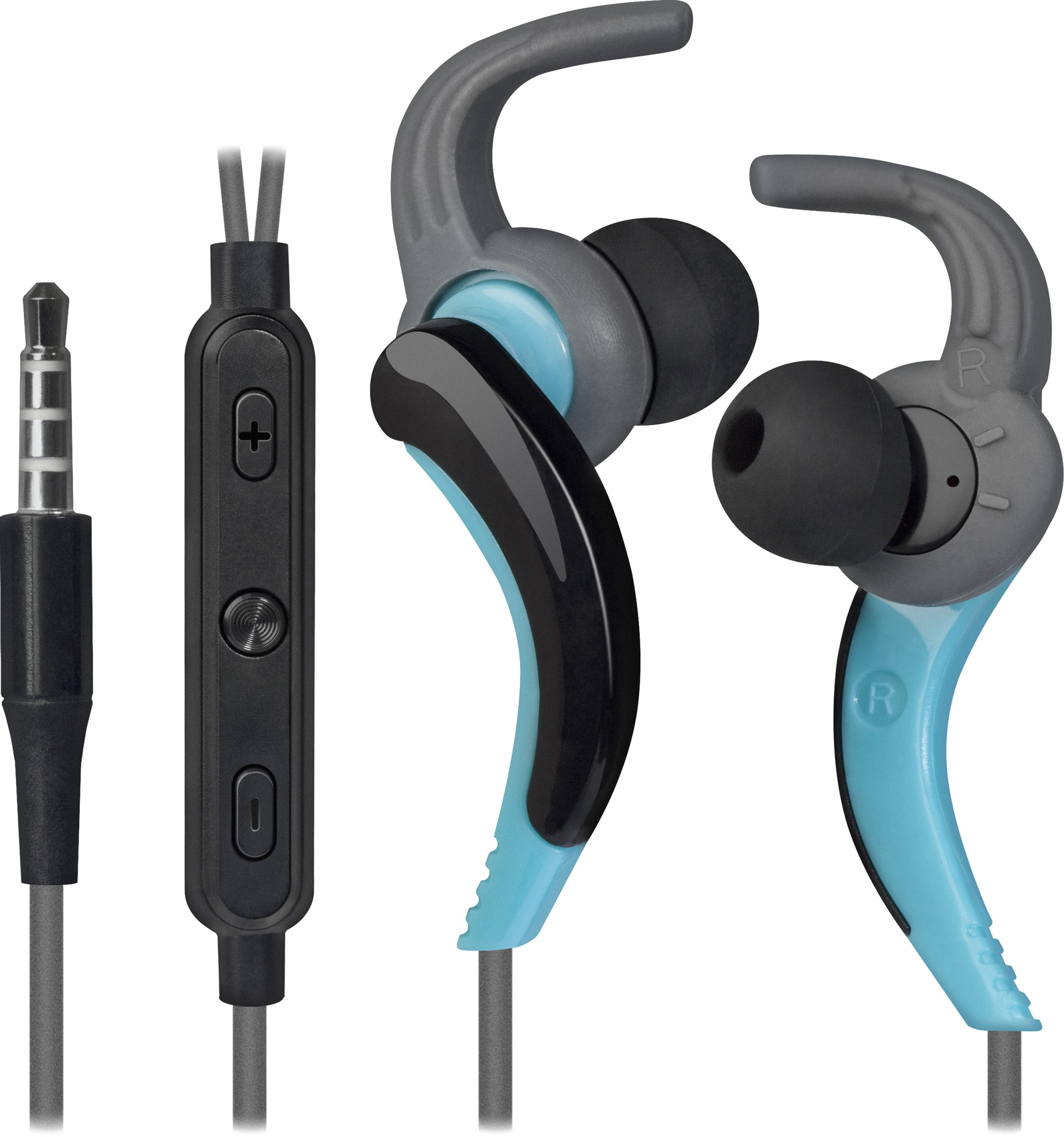 Наушники Defender OutFit W765, 63766, голубой, серый цена и фото