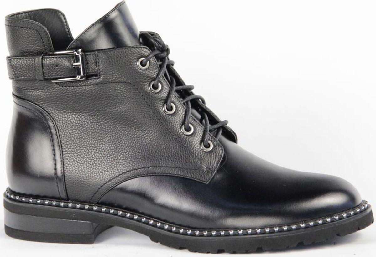 Ботинки женские Sinta Gamma, цвет: черный. 19-3698-148. Размер 3519-3698-148