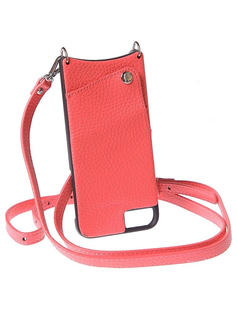 Чехол для сотового телефона Cvaly Чехол с ремешком для iPhone 6/7/8, 01 P CL