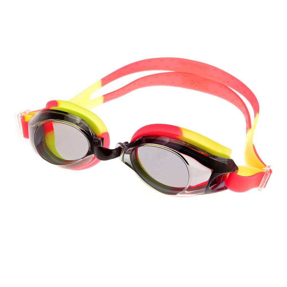 Очки для плавания Alpha Caprice AD-G200, AD-G200-03, красный, желтыйAD-G200-03Очки для плавания в бассейне и на открытой воде. Линзы: ПК, Анти-туман. Оправа: Силикон. Ремешок: PU / регулируемый. Переносица: Регулируемая. Упаковка: пластиковый футляр. Страна изготовитель: Китай.