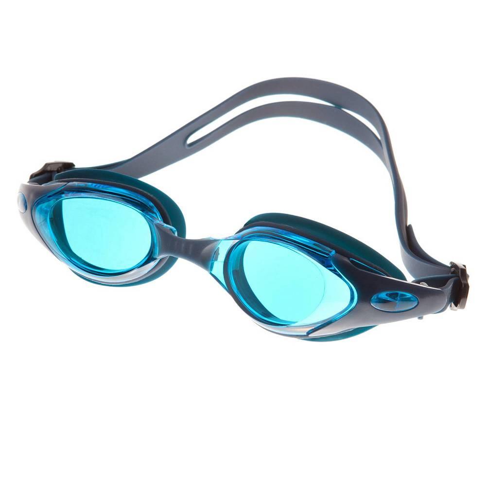 Очки для плавания Alpha Caprice JR-G1000, JR-G1000-04, синий цена
