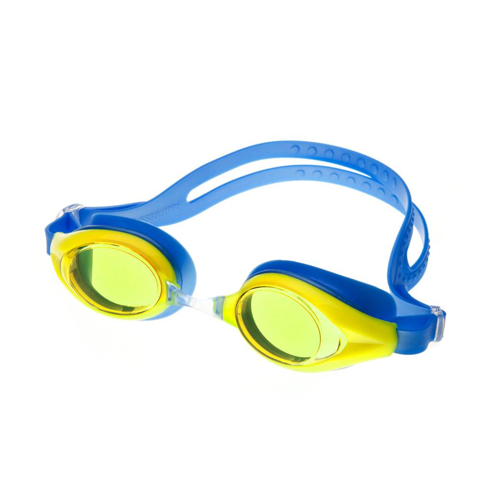Очки для плавания Alpha Caprice JR-G700, JR-G700-07, синий