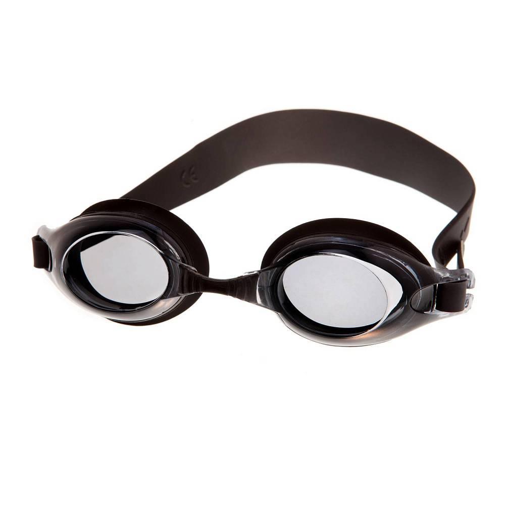 Очки для плавания Alpha Caprice KD-G25, KD-G25-01, черный