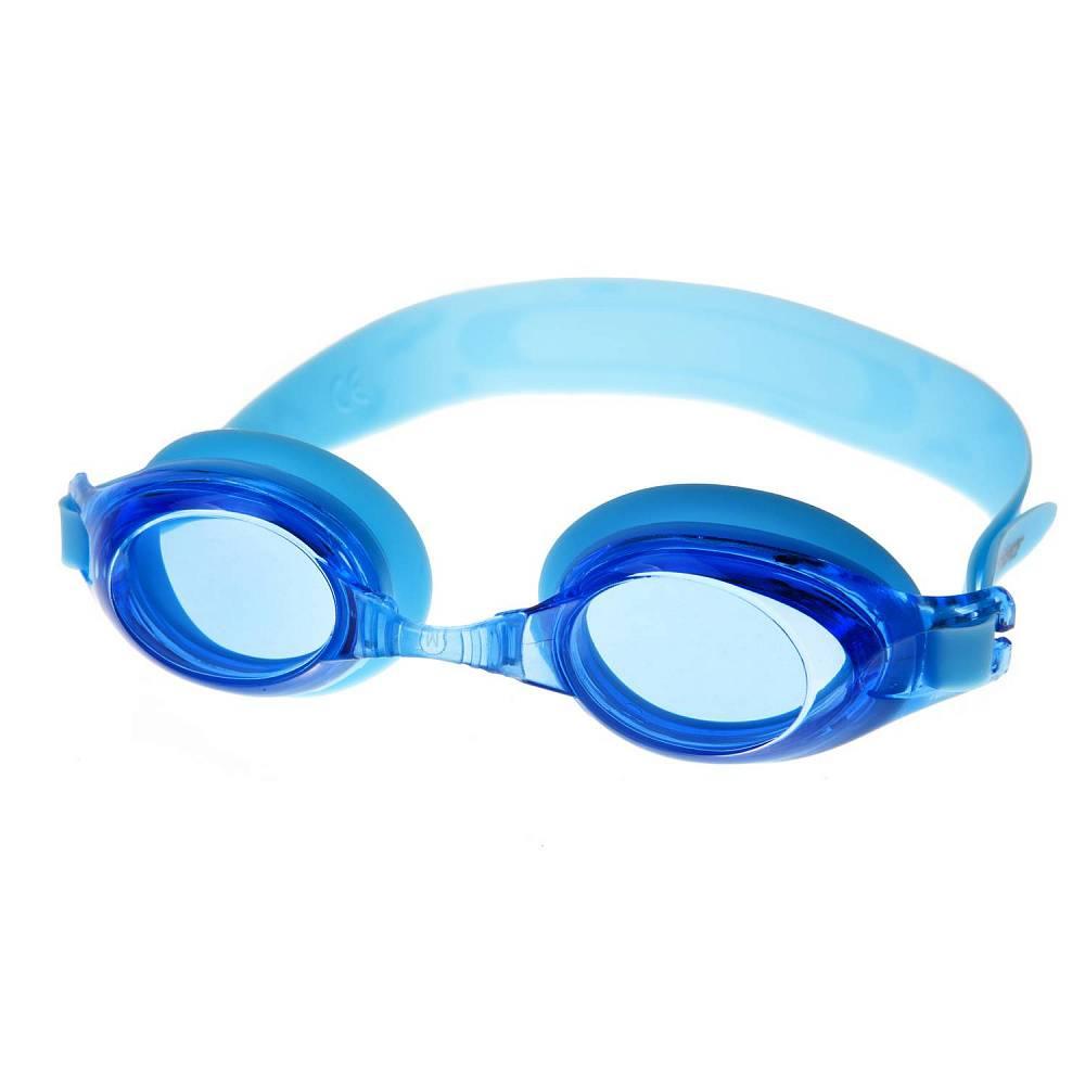 Очки для плавания Alpha Caprice KD-G25, KD-G25-02, синий