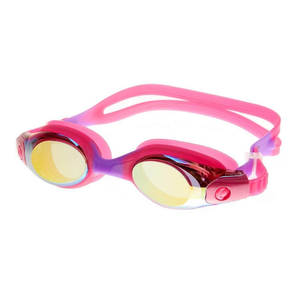 Очки для плавания Alpha Caprice KD-G45, KD-G45-03, розовый увлажнитель воздуха leberg lh 803s серебристый