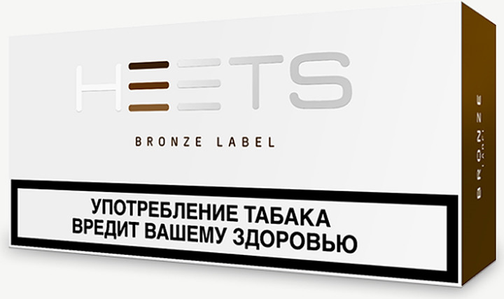 Стик Heets для IQOS Parliament Bronze Label