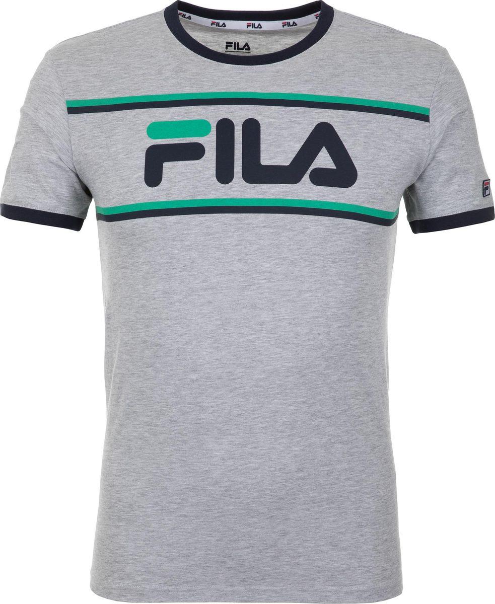 Футболка Fila футболка мужская fila men s t shirt цвет темно синий 100401 z4 размер xl 52