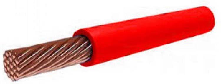 Кабель Pro Legend авто силовой, 10 мм, 7 Ga, PL9214, красный, 50 м