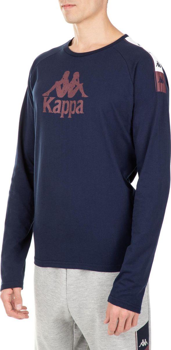 Лонгслив Kappa Men's Jumper лонгслив мужской kappa men s jumper цвет темно синий 303szd0 x1z размер m 48