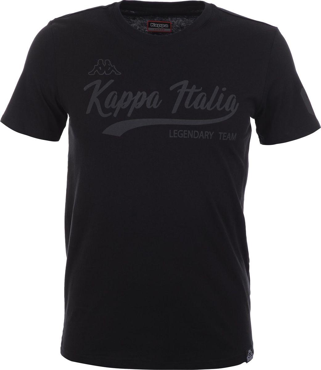 b472b1e81eb2a Футболка Kappa. Мужская футболка с коротким рукавом ...