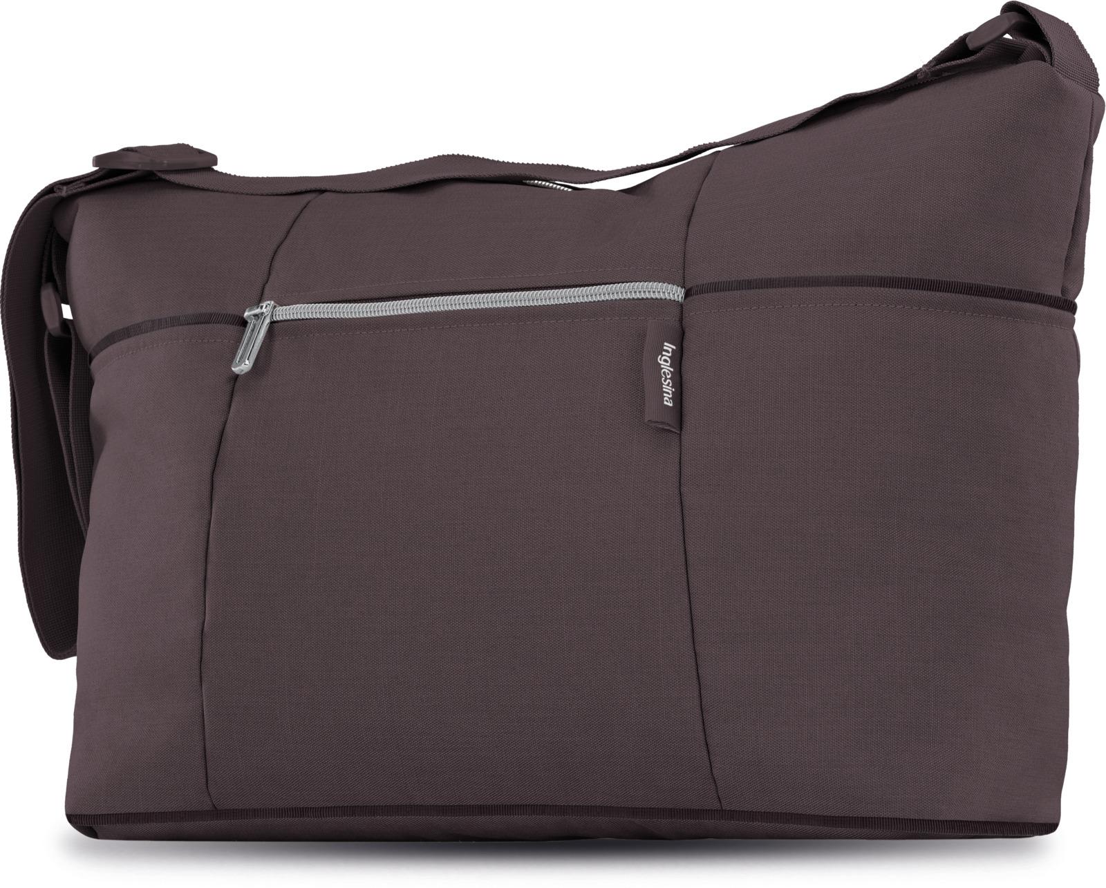 Сумка для коляски Inglesina Trilogy Day Bag, AX35K0MGL, Marron Glace сумка для коляски inglesina trilogy day bag maroon glace page 9