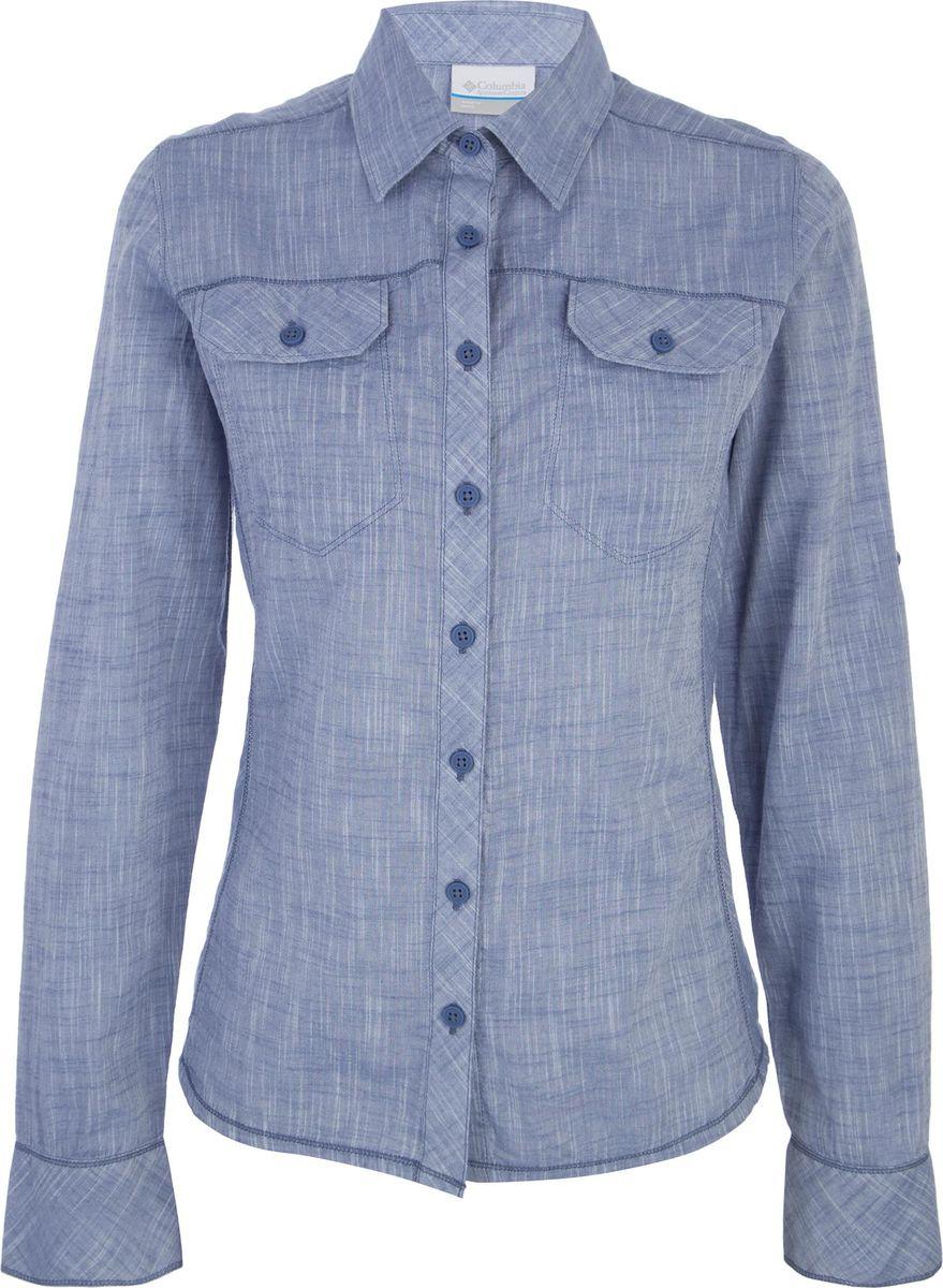 Рубашка Columbia Camp Henry Long Sleeve Shirt