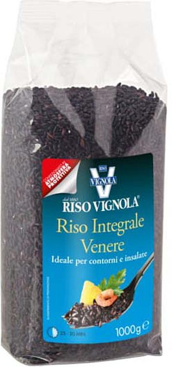 Рис Riso Vignola Венере, 1 кг riso nuvola арборио рис 1 кг