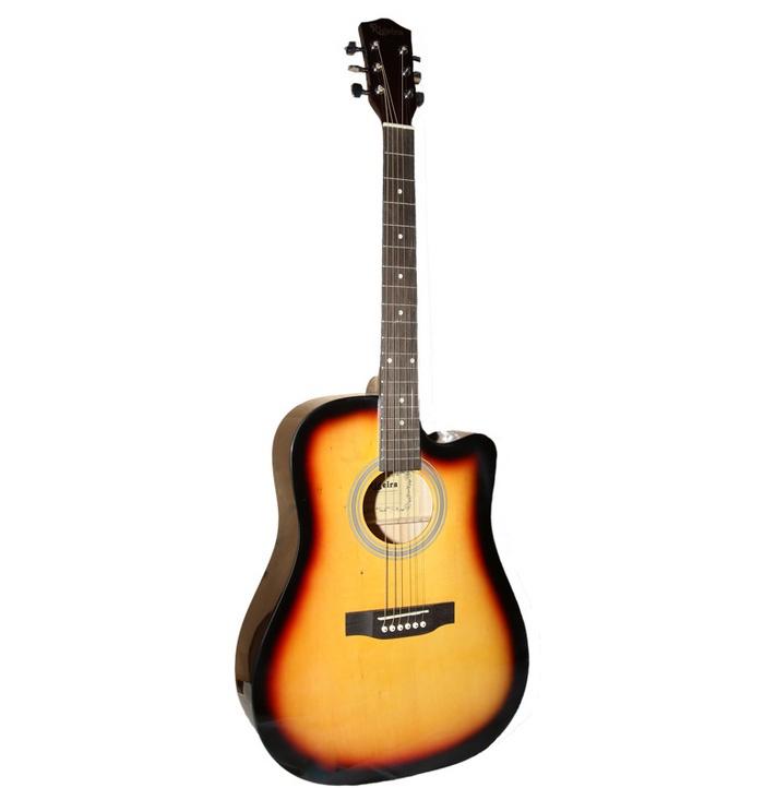 Акустическая гитара REGEIRA RD-410C/SB, phm410SB, оранжевый имитация жизни