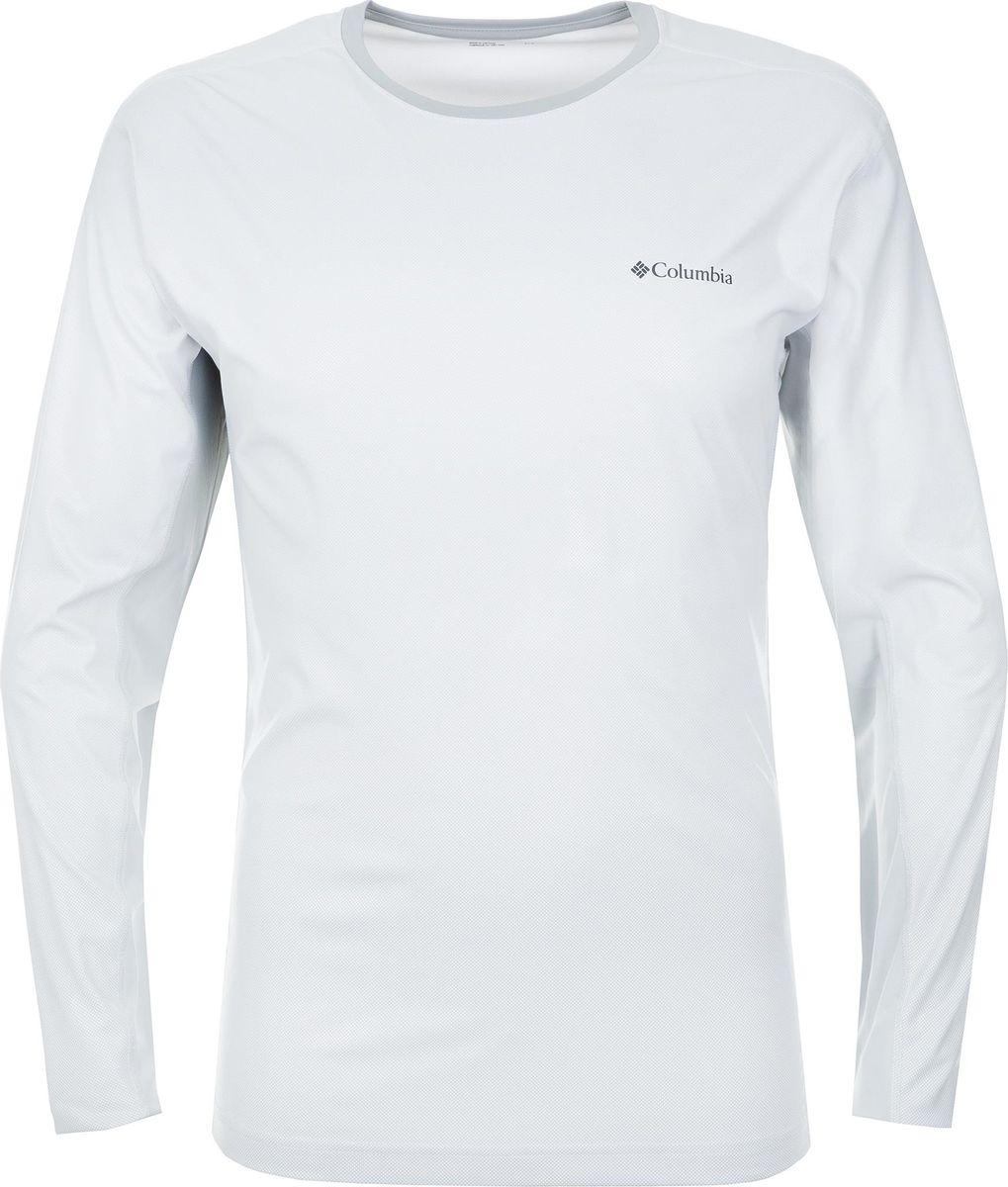 Лонгслив Columbia Solar Chill 2.0 Long Sleeve футболка с длинным рукавом asics 156859 0904 man long sleeve tee