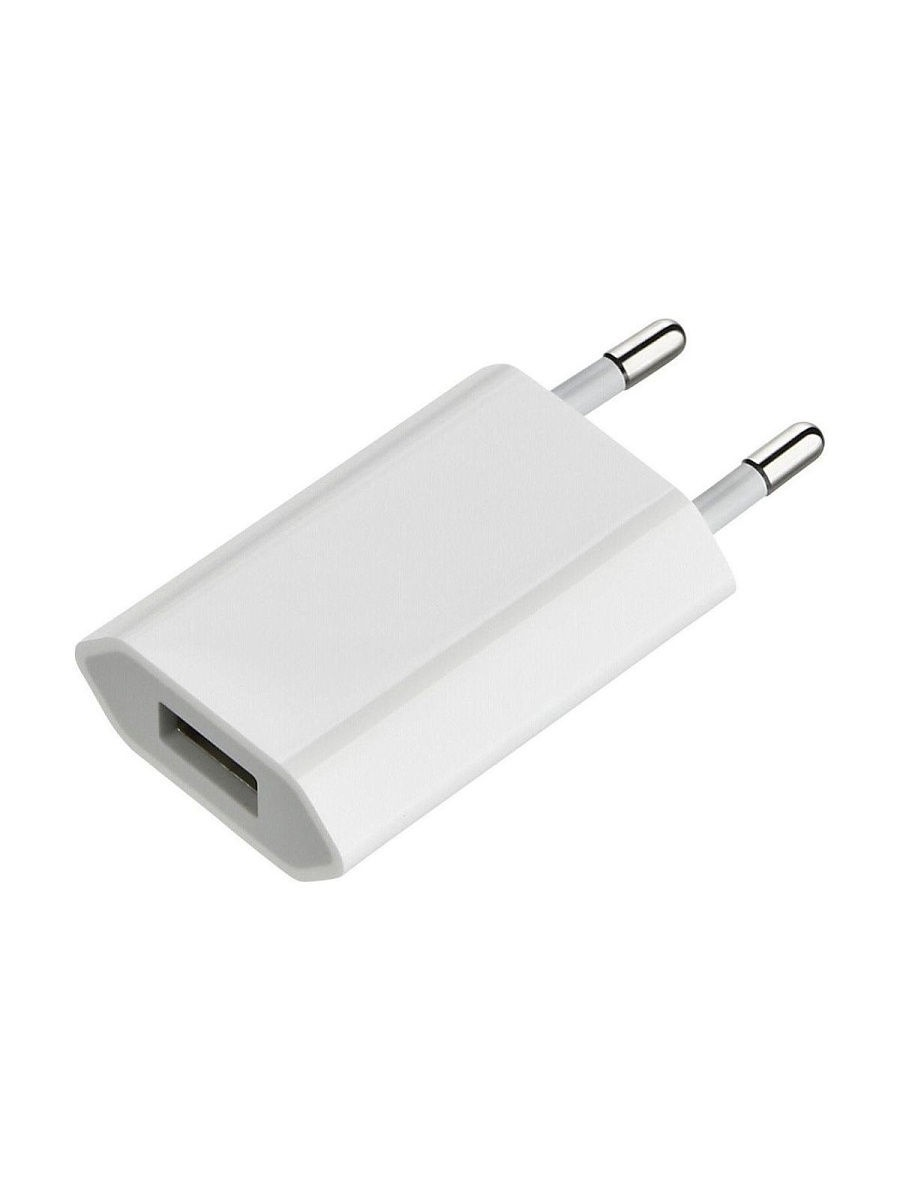 Powerline TipTop Адаптер USB в розетку для Apple iPad/iPhone, 4605180026213, белый цена