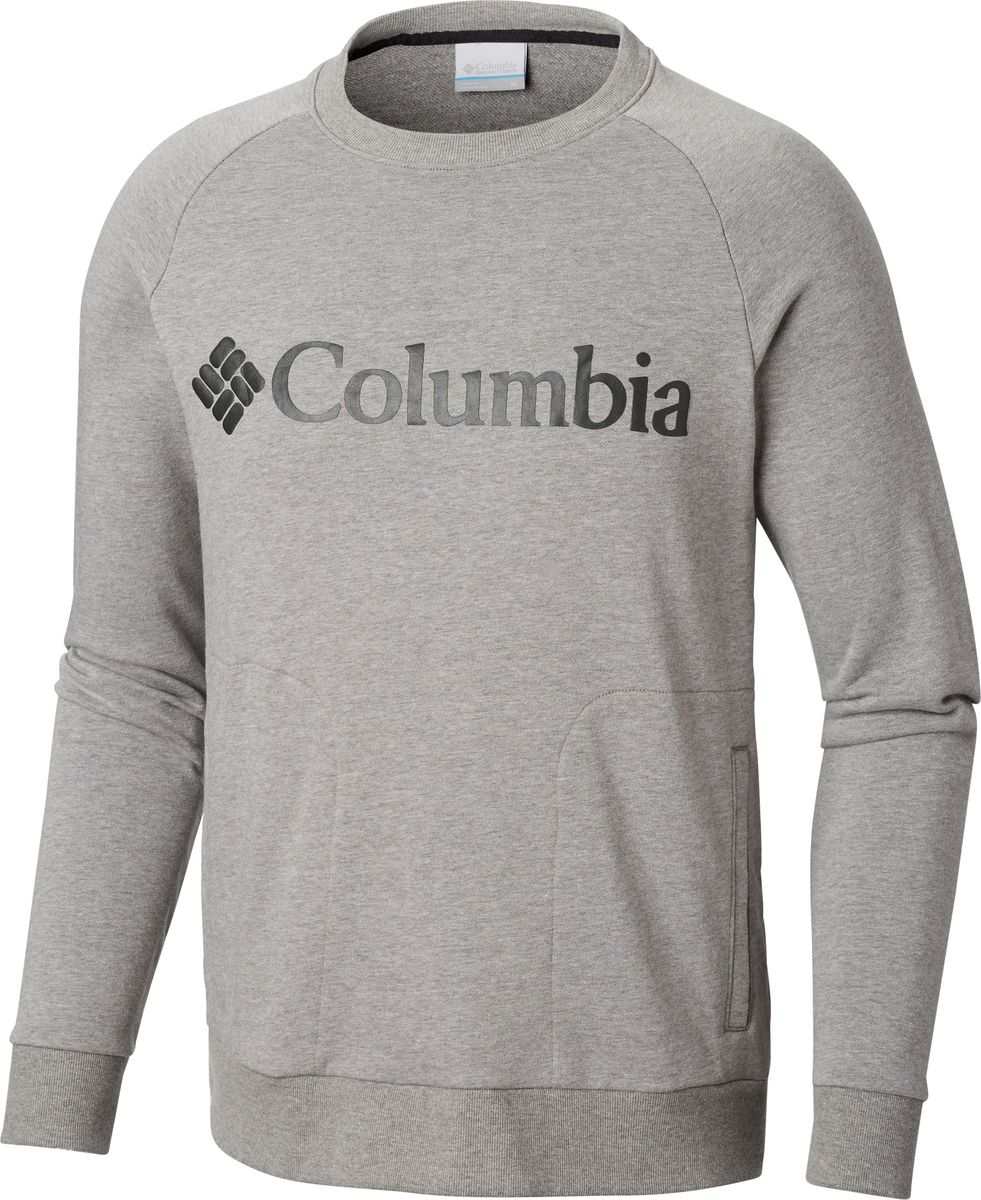 Свитшот Columbia капри женские columbia csc w bugasweat capri jogger цвет серый 1837391 030 размер l 48