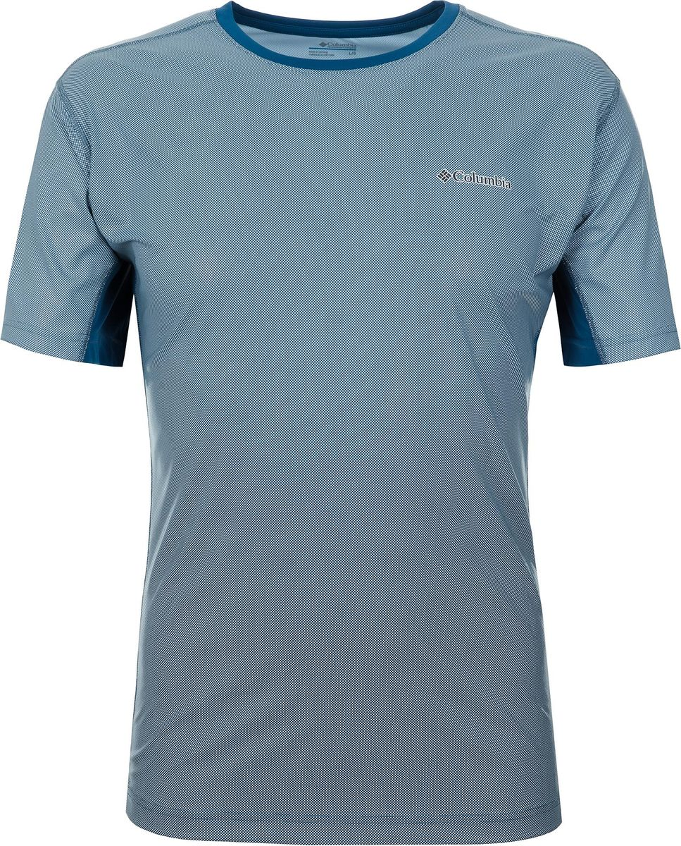 Футболка Columbia Solar Chill 2.0 Short Sleeve chill factor
