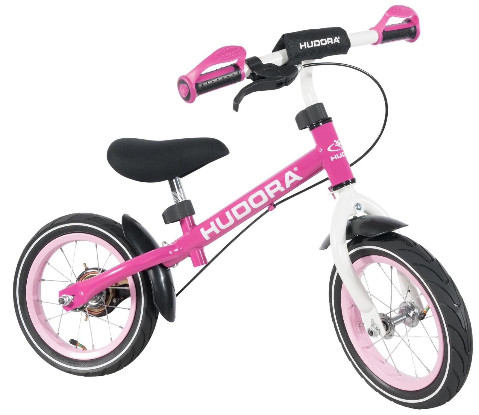 беговелы Беговел HUDORA Беговел Running bike Ratzfratz Air, 12, розовый, 10033/01, розовый