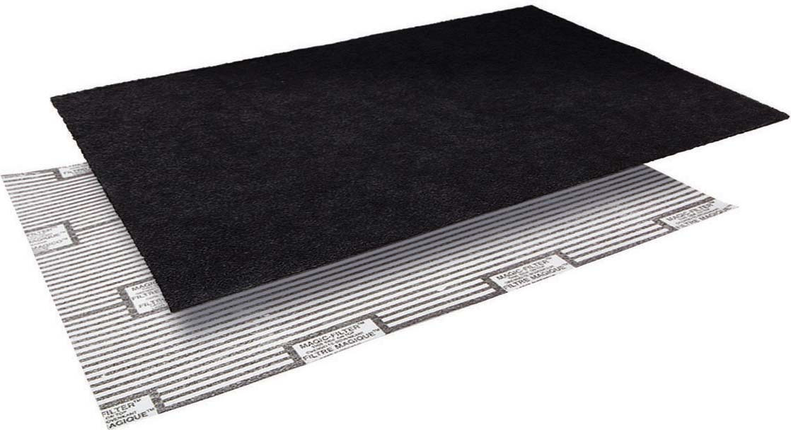 Neolux AF-05 набор фильтров для кухонной вытяжки, 2 шт neolux flg 89 набор моторных фильтров для пылесоса lg