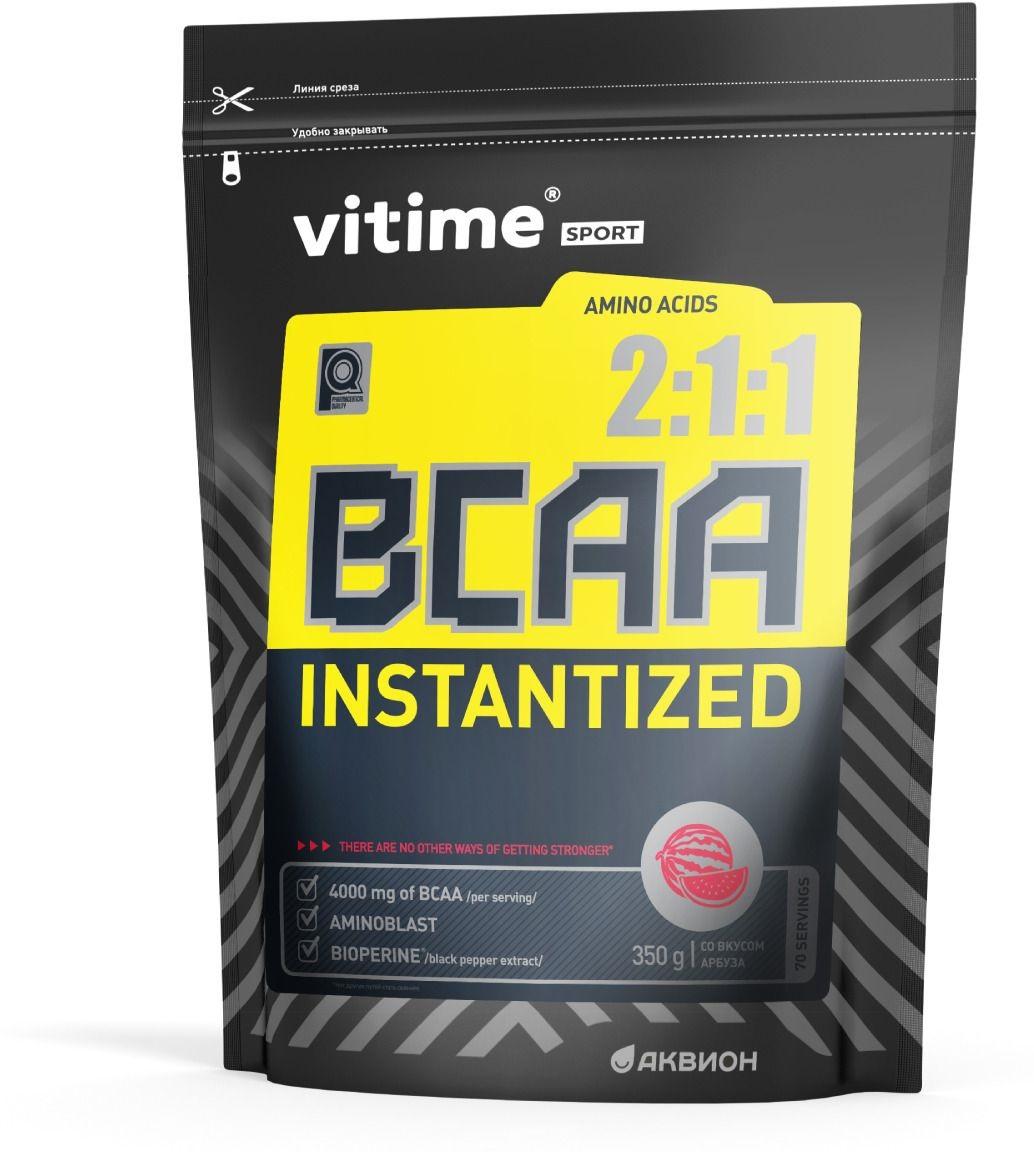 Аминокислотный комплекс Vitime BCAA со вкусом арбуза стоимость