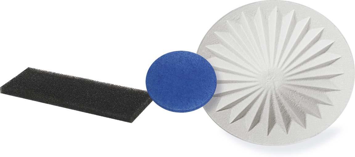 Neolux FVX-01 набор фильтров для пылесоса Vax, 3 шт neolux hts 12 набор hepa фильтров для пылесоса thomas 2 шт