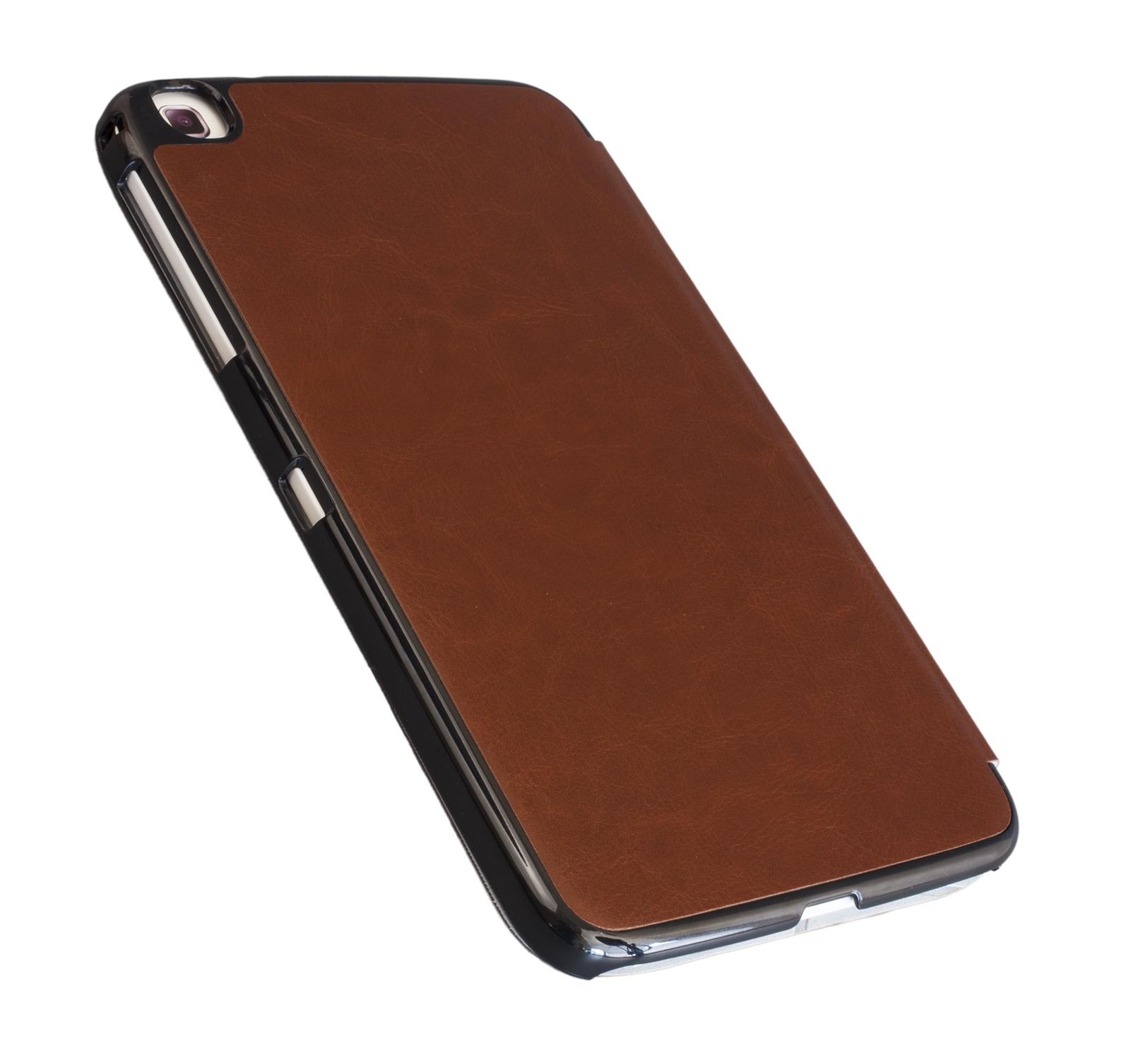 Чехол для планшета TUTTI FRUTTI GALAXY TAB 3 8.0, коричневый цены