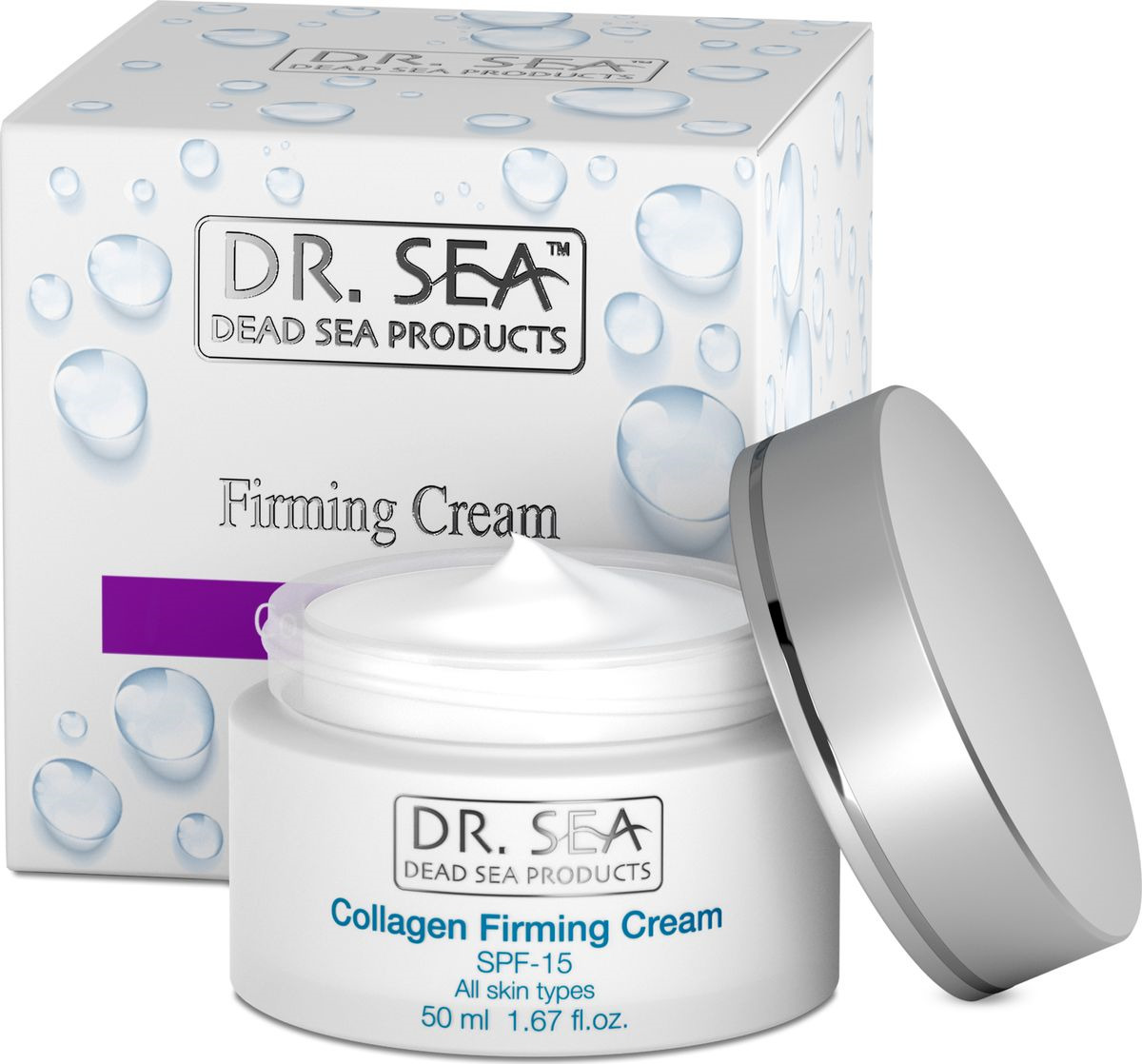 Крем для ухода за кожей Dr. Sea 210