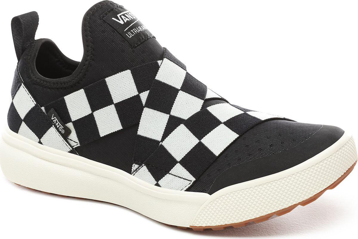 Кроссовки женские Vans UA UltraRange Gore, цвет: черный, белый. VA3MVRUPY. Размер 5 (36)