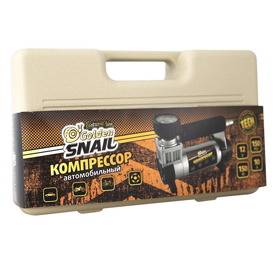 Автомобильный компрессор Golden Snail GS 9219