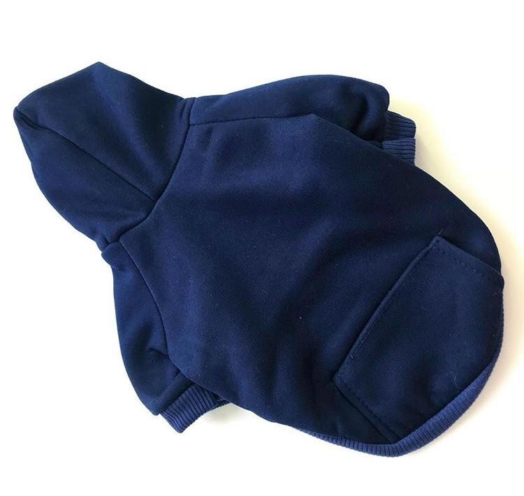 цена Одежда для собак Arnydog.ru Толстовка Оунли синяя GG-F-2018-6-12_XL, темно-синий онлайн в 2017 году
