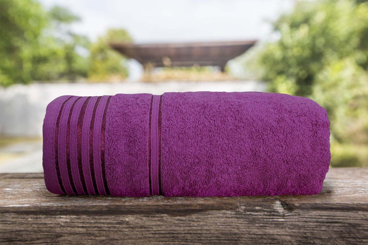 """Полотенце Amore Mio AST Flesh, цвет: фуксия, 90 х 50 см2479Коллекция выполнена из чистейшего (100%) узбекского хлопка. Одно легкое касание - и ткань впитает всю влагу с Вашей кожи. Это благодаря тому, что пряжа изготовлена из сырья средней длины, что улучшает качество нитей и наделяет изделие уникальными впитывающими свойствами. Также, ткань обработана специальным способом """"мерсеризация"""", что придаёт изделию дополнительную мягкость. В процессе использования полотенца бережно массируют кожу, улучшая кровообращение, а их воздушная, мягкая текстура не вызывает раздражения. После первой же стирки изделие увеличивается в объеме, петли поднимаются и уплотняются, благодаря чему приобретается благородный вид. Яркость и насыщенность цвета обеспечивают высококачественные красители. Перед первым применением рекомендуется стирка. Не желательно стирать махровые изделия на больших оборотах и в режиме «экономия воды». Размерный ряд: 50*90 см и 70*140 см."""