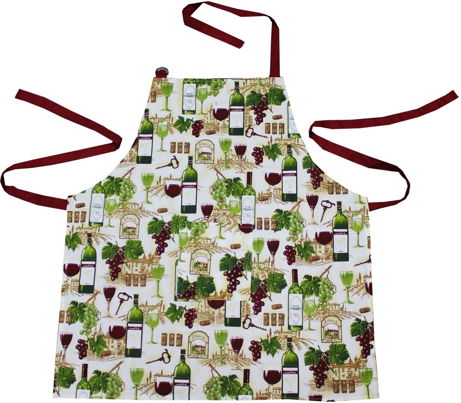 Фартук кухонный Bon Appetit полотенце для кухни bon appetit набор из 2 полотенец для кухни berrys