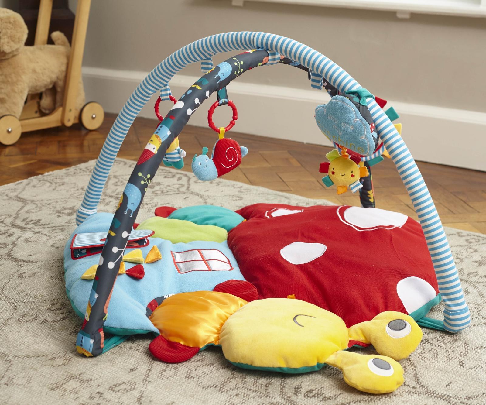 Развивающий коврик для малыша картинки