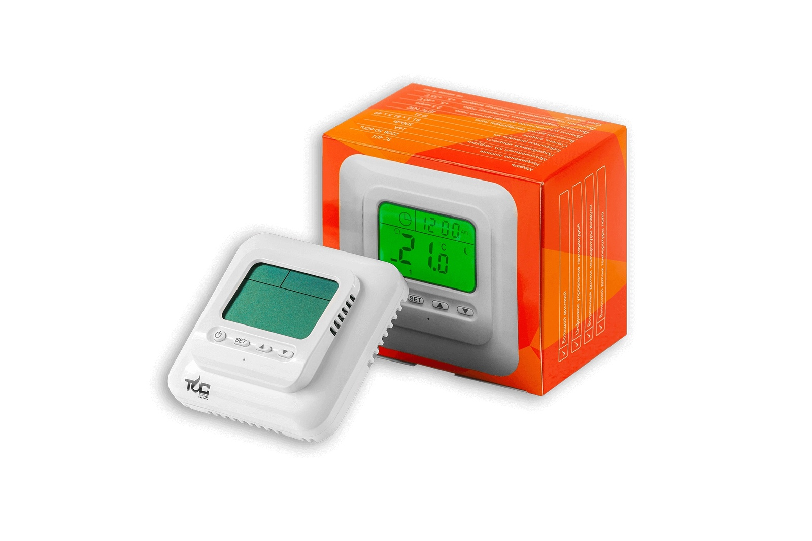Терморегулятор теплого пола Теплый пол №1 ТС 401, ТС 401