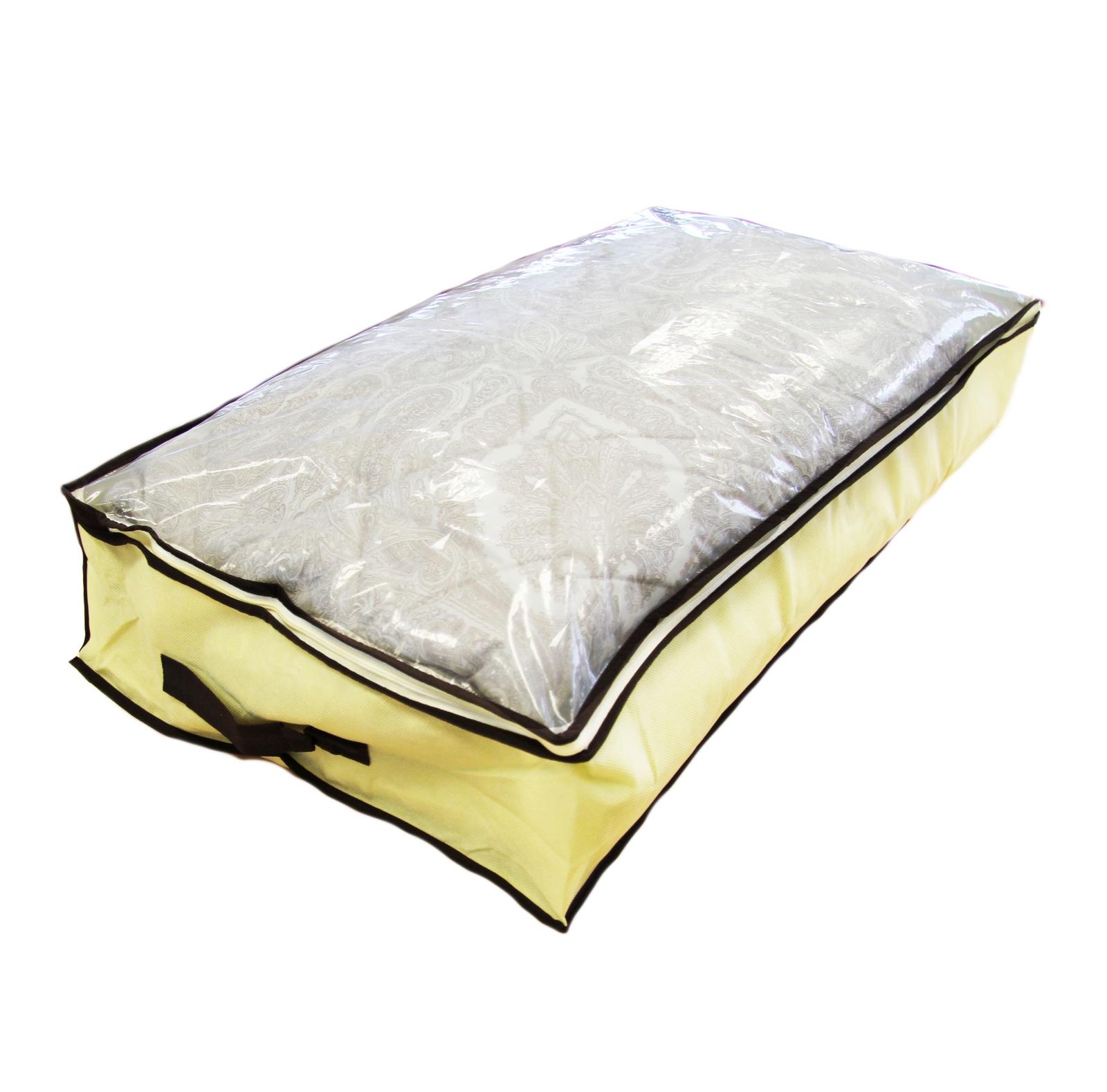 Кофр для хранения вещей ЕВРОПА 824424, бежевый цена