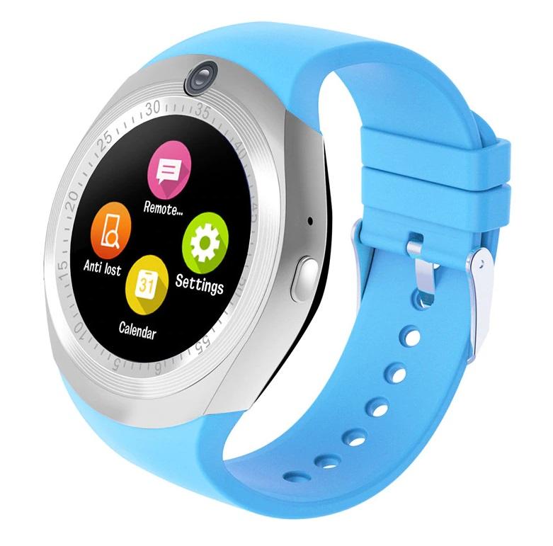 Фото - Умные часы ZDK Y1S, голубой умные часы zdk y1s light blue