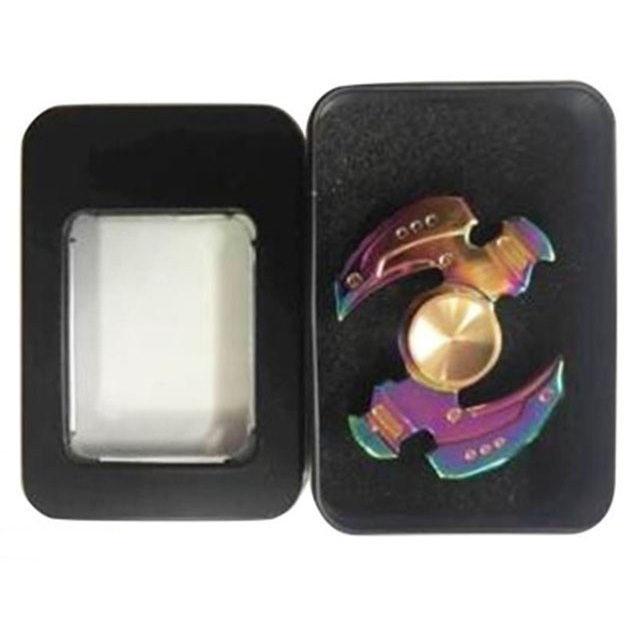 Спиннер Fidget Spinner Антистресс, FSPIN00045 игрушка антистресс спиннер fidget hand spinner